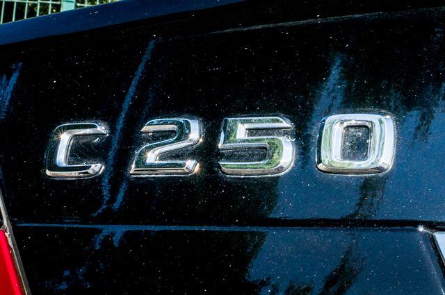 2014 Mercedes-Benz C 250 Sport - 35K MILES - NAVI - BACK UP CAMERA Reseda, CA 44