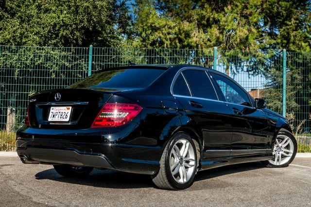 2014 Mercedes-Benz C 250 Sport - 35K MILES - NAVI - BACK UP CAMERA Reseda, CA 8