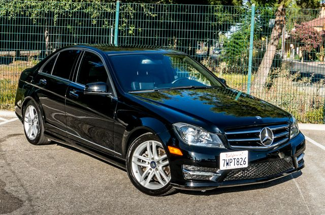 2014 Mercedes-Benz C 250 Sport - 35K MILES - NAVI - BACK UP CAMERA Reseda, CA 43
