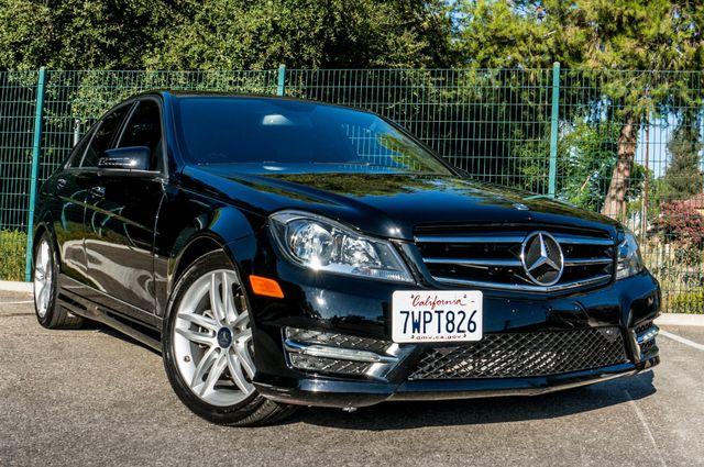 2014 Mercedes-Benz C 250 Sport - 35K MILES - NAVI - BACK UP CAMERA Reseda, CA 42