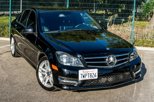 2014 Mercedes-Benz C 250 Sport - 35K MILES - NAVI - BACK UP CAMERA Reseda, CA 41