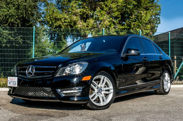 2014 Mercedes-Benz C 250 Sport - 35K MILES - NAVI - BACK UP CAMERA Reseda, CA 1