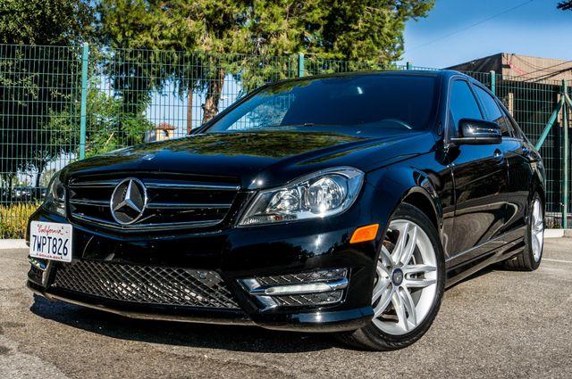 2014 Mercedes-Benz C 250 Sport - 35K MILES - NAVI - BACK UP CAMERA Reseda, CA 39