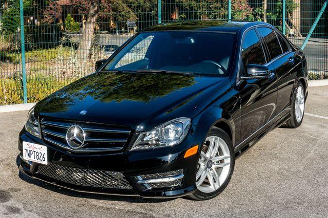 2014 Mercedes-Benz C 250 Sport - 35K MILES - NAVI - BACK UP CAMERA Reseda, CA 40