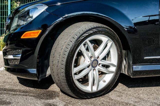 2014 Mercedes-Benz C 250 Sport - 35K MILES - NAVI - BACK UP CAMERA Reseda, CA 11
