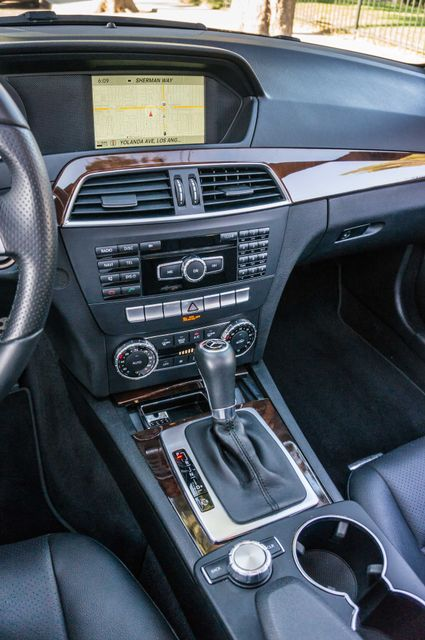 2014 Mercedes-Benz C 250 Sport - 35K MILES - NAVI - BACK UP CAMERA Reseda, CA 20