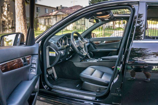 2014 Mercedes-Benz C 250 Sport - 35K MILES - NAVI - BACK UP CAMERA Reseda, CA 12