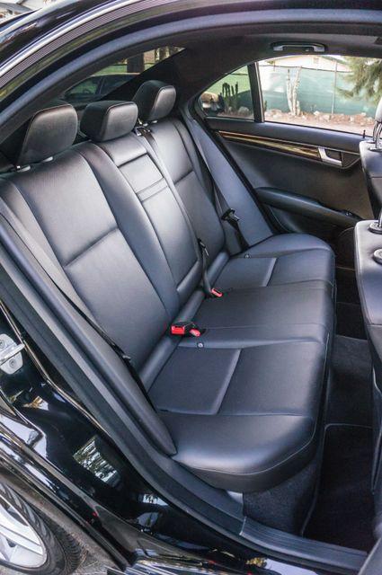 2014 Mercedes-Benz C 250 Sport - 35K MILES - NAVI - BACK UP CAMERA Reseda, CA 30