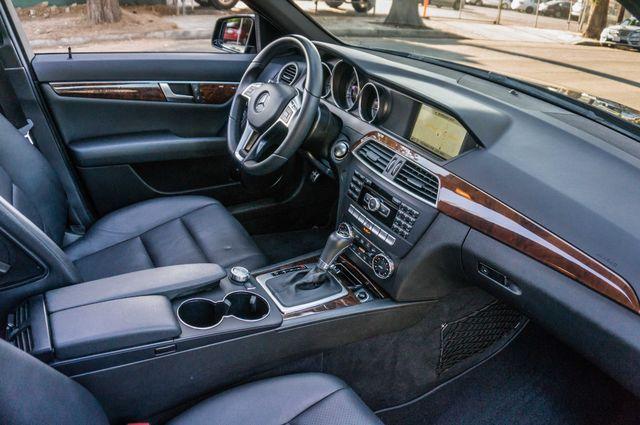 2014 Mercedes-Benz C 250 Sport - 35K MILES - NAVI - BACK UP CAMERA Reseda, CA 31