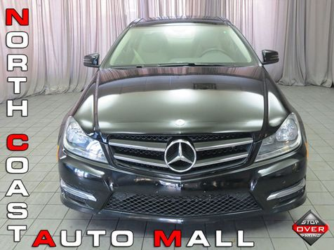 2014 Mercedes-Benz C 350 2dr Coupe C 350 4MATIC in Akron, OH