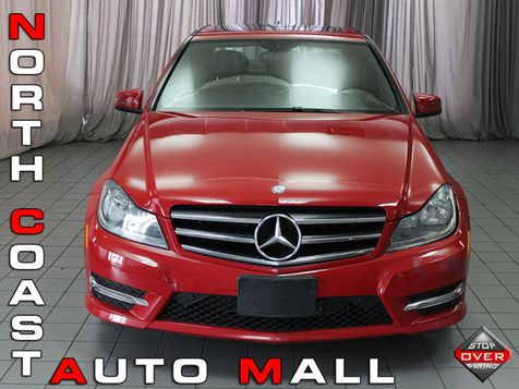 2014 Mercedes-Benz C-Class 4dr Sedan C 300 Sport 4MATIC in Akron, OH