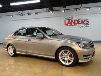 2014 Mercedes-Benz C-Class C250 Little Rock, Arkansas 0