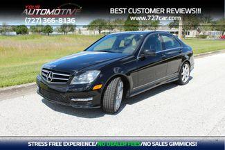 2014 Mercedes-Benz C-CLASS in PINELLAS PARK, FL