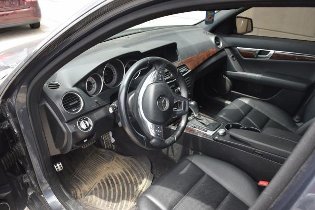 2014 Mercedes-Benz C-Class C300 4MATIC Luxury Sedan Richmond Hill, New York 11