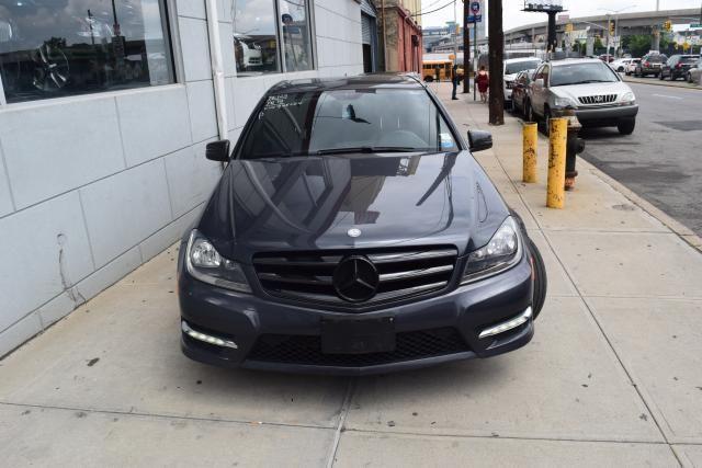 2014 Mercedes-Benz C-Class C300 4MATIC Luxury Sedan Richmond Hill, New York 2