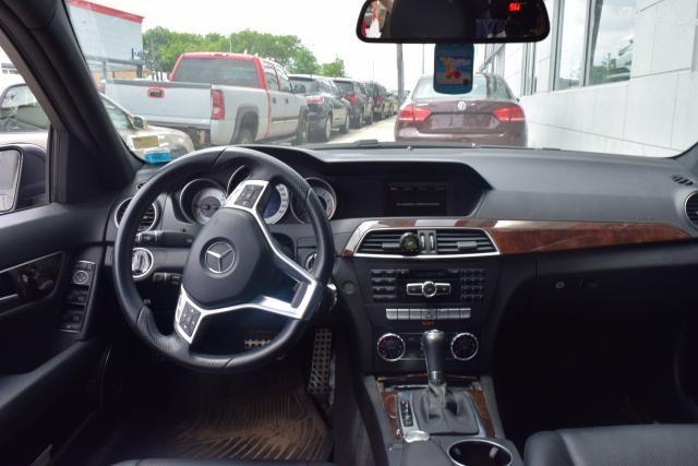 2014 Mercedes-Benz C-Class C300 4MATIC Luxury Sedan Richmond Hill, New York 6