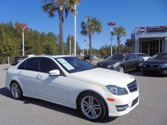 2014 Mercedes C250 Sport DISCLOSURE Internet pricing is subject to change daily It is a BUY-OUTR