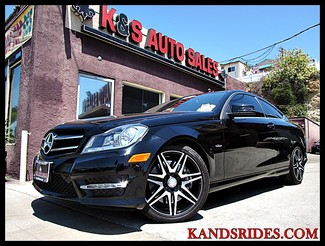 2014 Mercedes-Benz C250 in San Diego California