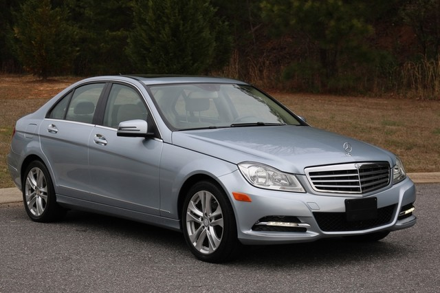 2014 Mercedes-Benz C300 4 Matic Luxury Mooresville, North Carolina 0