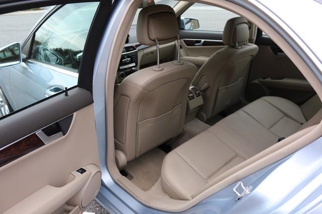 2014 Mercedes-Benz C300 4 Matic Luxury Mooresville, North Carolina 12