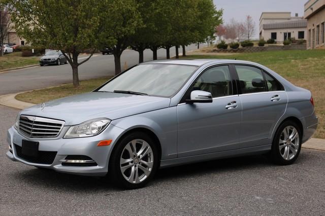 2014 Mercedes-Benz C300 4 Matic Luxury Mooresville, North Carolina 2