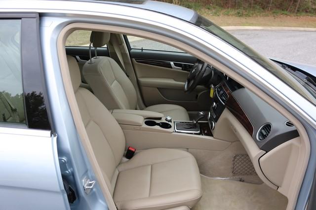 2014 Mercedes-Benz C300 4 Matic Luxury Mooresville, North Carolina 20