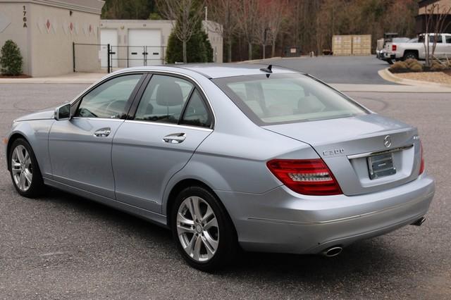 2014 Mercedes-Benz C300 4 Matic Luxury Mooresville, North Carolina 3