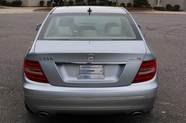 2014 Mercedes-Benz C300 4 Matic Luxury Mooresville, North Carolina 4