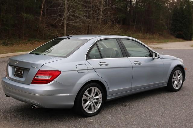 2014 Mercedes-Benz C300 4 Matic Luxury Mooresville, North Carolina 5