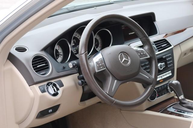 2014 Mercedes-Benz C300 4 Matic Luxury Mooresville, North Carolina 8