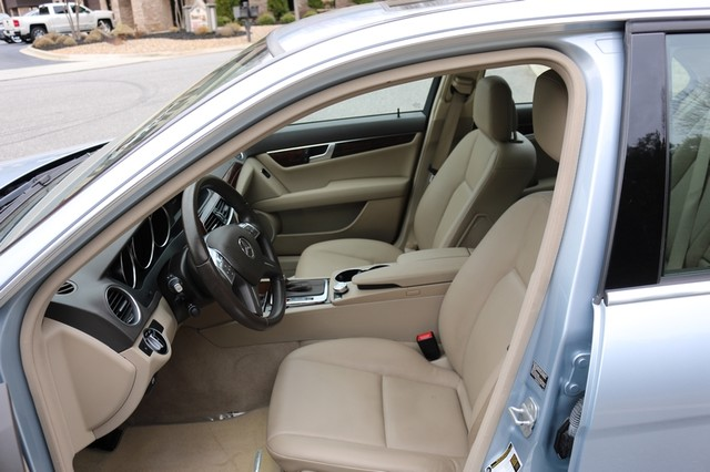 2014 Mercedes-Benz C300 4 Matic Luxury Mooresville, North Carolina 9