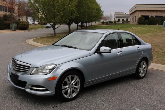 2014 Mercedes-Benz C300 4 Matic Luxury Mooresville, North Carolina 61