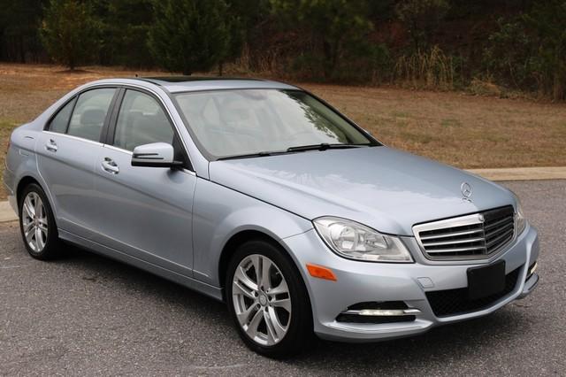 2014 Mercedes-Benz C300 4 Matic Luxury Mooresville, North Carolina 71