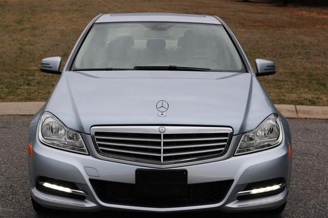 2014 Mercedes-Benz C300 4 Matic Luxury Mooresville, North Carolina 72