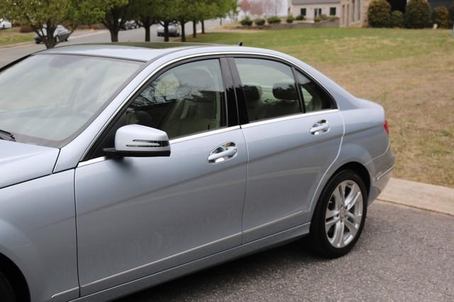 2014 Mercedes-Benz C300 4 Matic Luxury Mooresville, North Carolina 62
