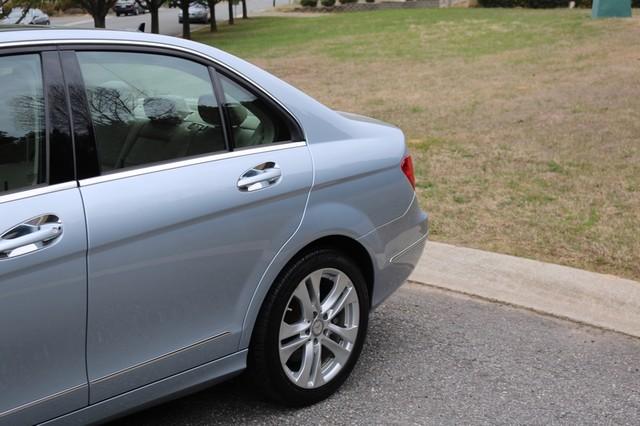 2014 Mercedes-Benz C300 4 Matic Luxury Mooresville, North Carolina 63
