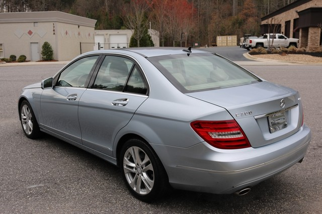2014 Mercedes-Benz C300 4 Matic Luxury Mooresville, North Carolina 64