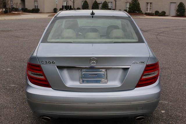 2014 Mercedes-Benz C300 4 Matic Luxury Mooresville, North Carolina 65