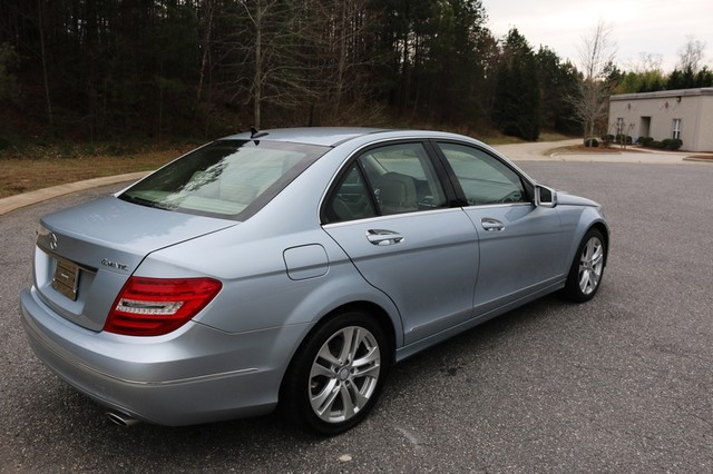 2014 Mercedes-Benz C300 4 Matic Luxury Mooresville, North Carolina 68