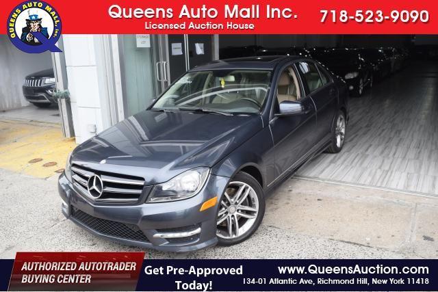 2014 Mercedes-Benz C300 Luxury Richmond Hill, New York 0