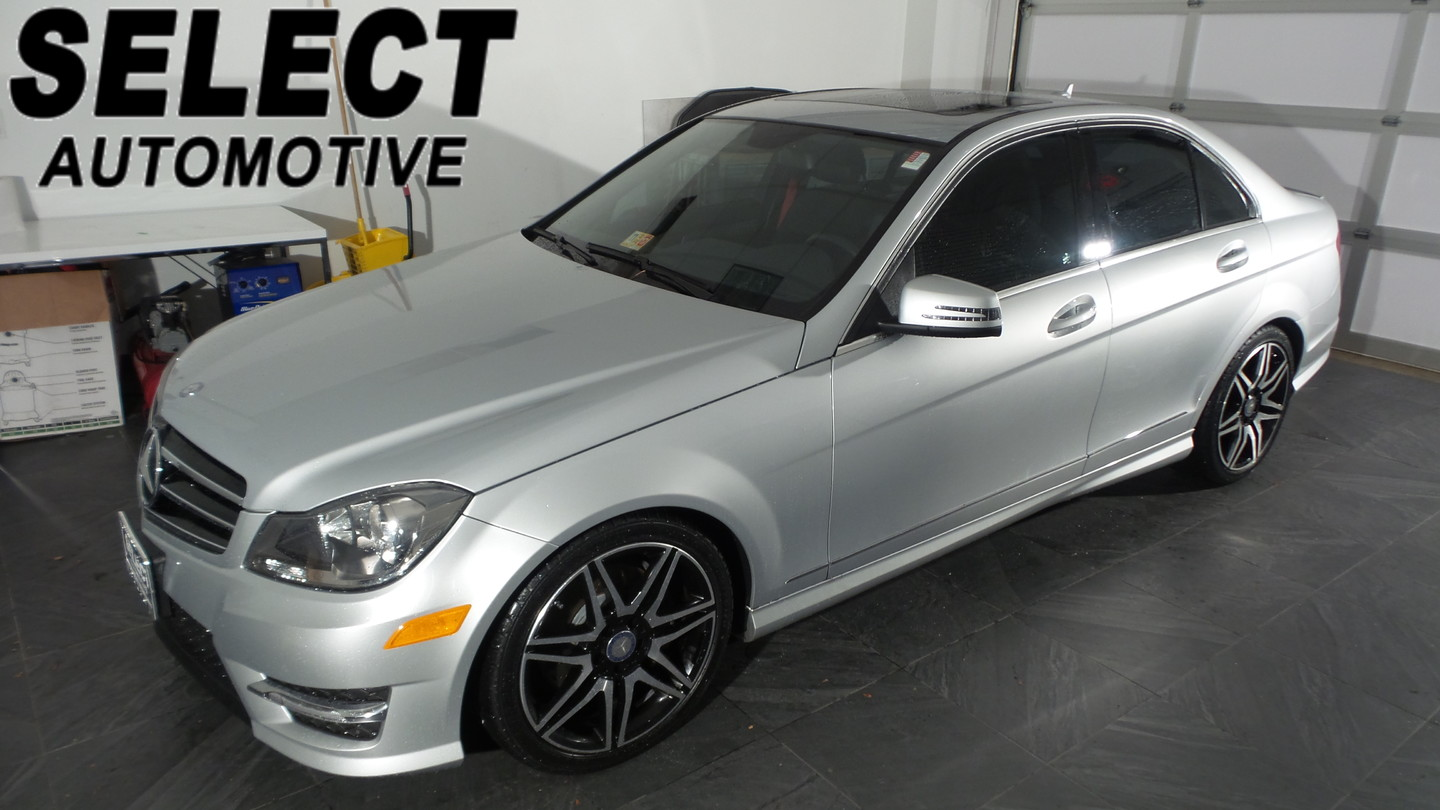 2014 mercedes benz c300 luxury 4matic city virginia select for Mercedes benz lynchburg va