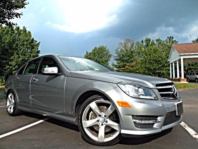 2014 Mercedes-Benz C350 Sport Leesburg, Virginia 1