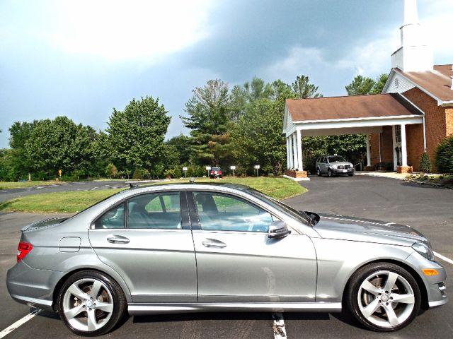 2014 Mercedes-Benz C350 Sport Leesburg, Virginia 4