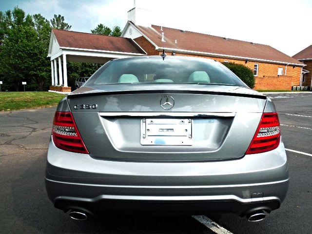 2014 Mercedes-Benz C350 Sport Leesburg, Virginia 7