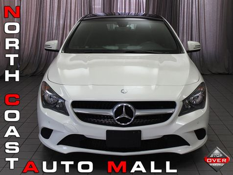 2014 Mercedes-Benz CLA 250 4dr Sedan CLA 250 FWD in Akron, OH