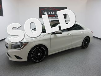 2014 Mercedes-Benz CLA 250 PANO/NAV/BLACK ALLOYS Farmers Branch, TX