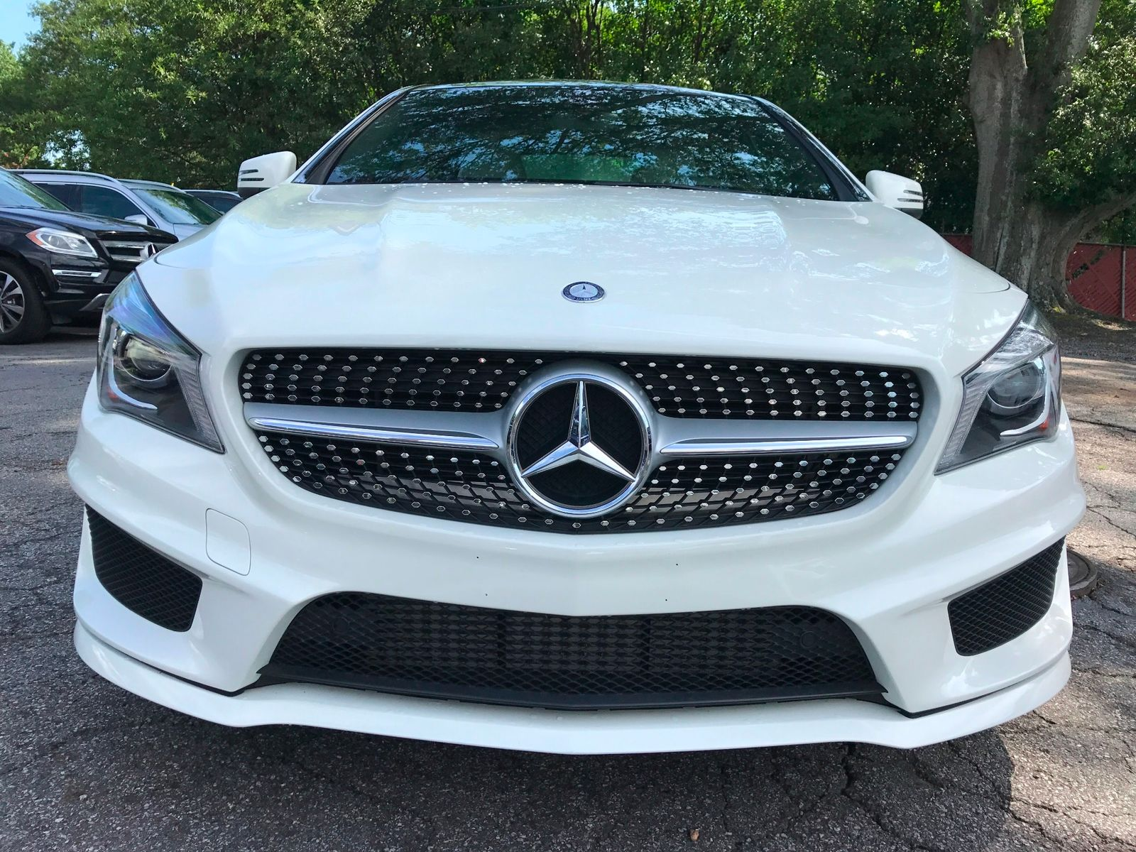 2014 Mercedes Benz Cla 250 Amg Panorama Roof City Ga