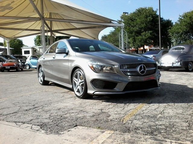 2014 Mercedes-Benz CLA 250 Sport Package San Antonio, Texas 0