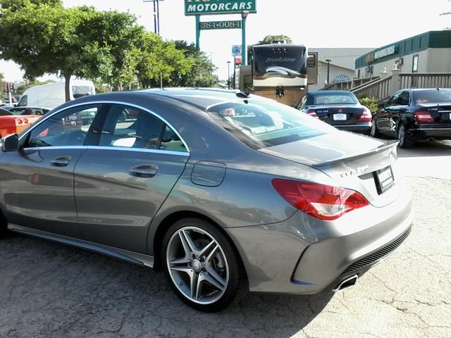 2014 Mercedes-Benz CLA 250 Sport Package San Antonio, Texas 4