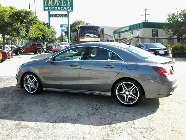 2014 Mercedes-Benz CLA 250 Sport Package San Antonio, Texas 5